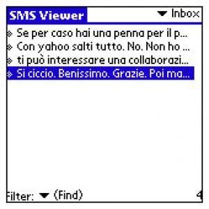 SMS Viewer