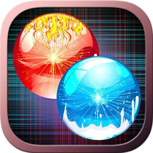 fireball snowball dual race 3D