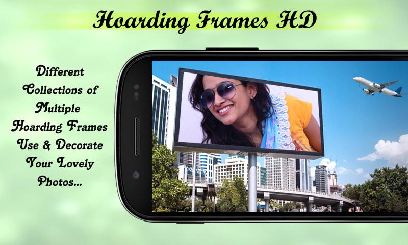 Hoarding Frames HD New