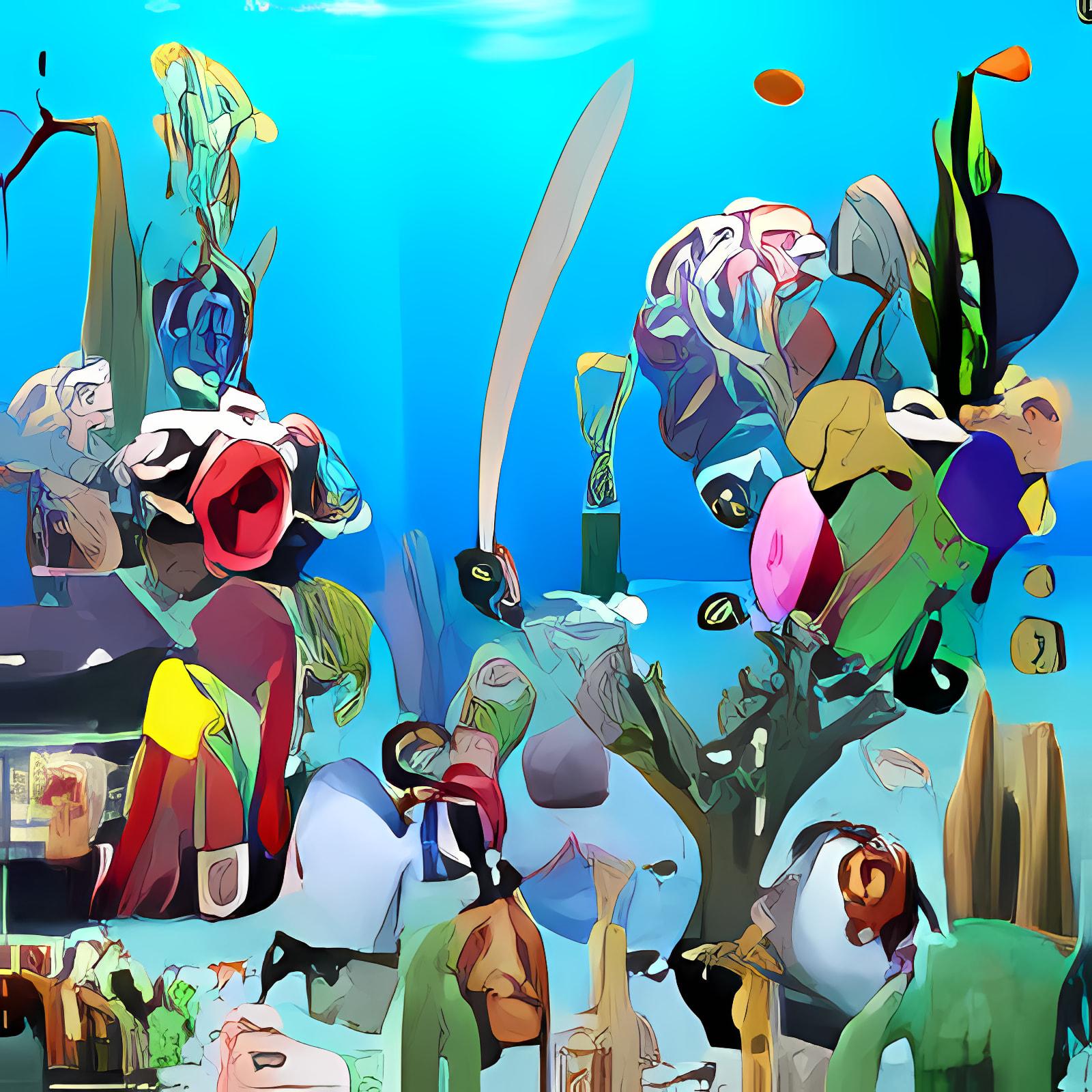 Blue Ocean Aquarium