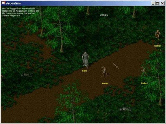 Argentum Online 2 Former Days