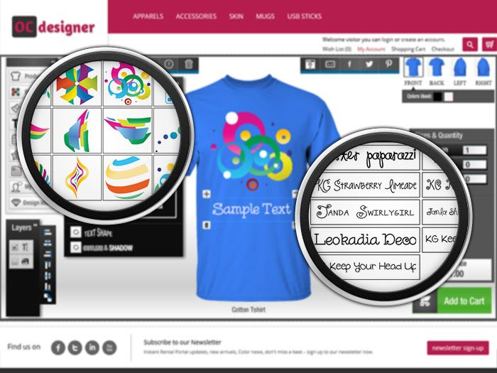 PrintCommerce PrestaShop