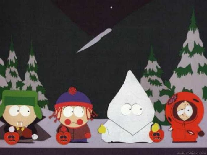 South Park Halloween Wallpaper