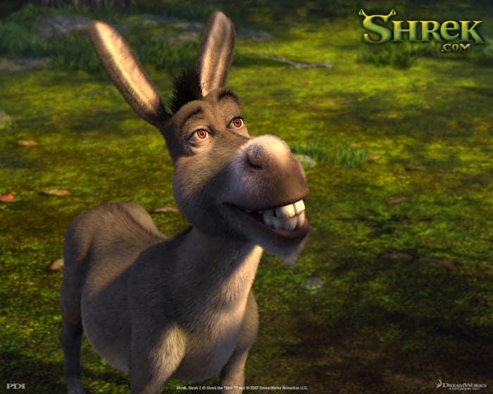 Fond d'écran Shrek