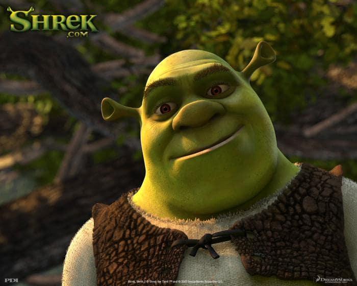 Screensaver Shrek