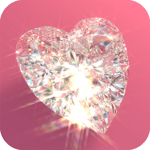 Interactive Diamonds Wallpaper