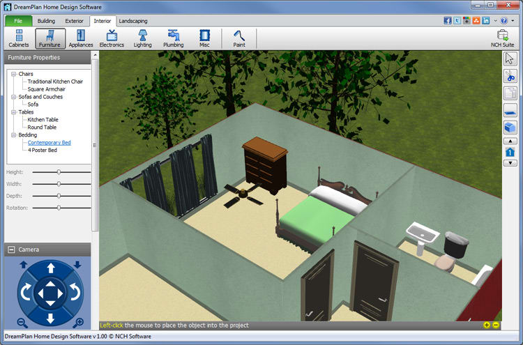 The Abilitiy To Design A Floor Plan As Well As Interior And Exterior Areas  Are All Key Features. View Full Description. DreamPlan Home Design Software