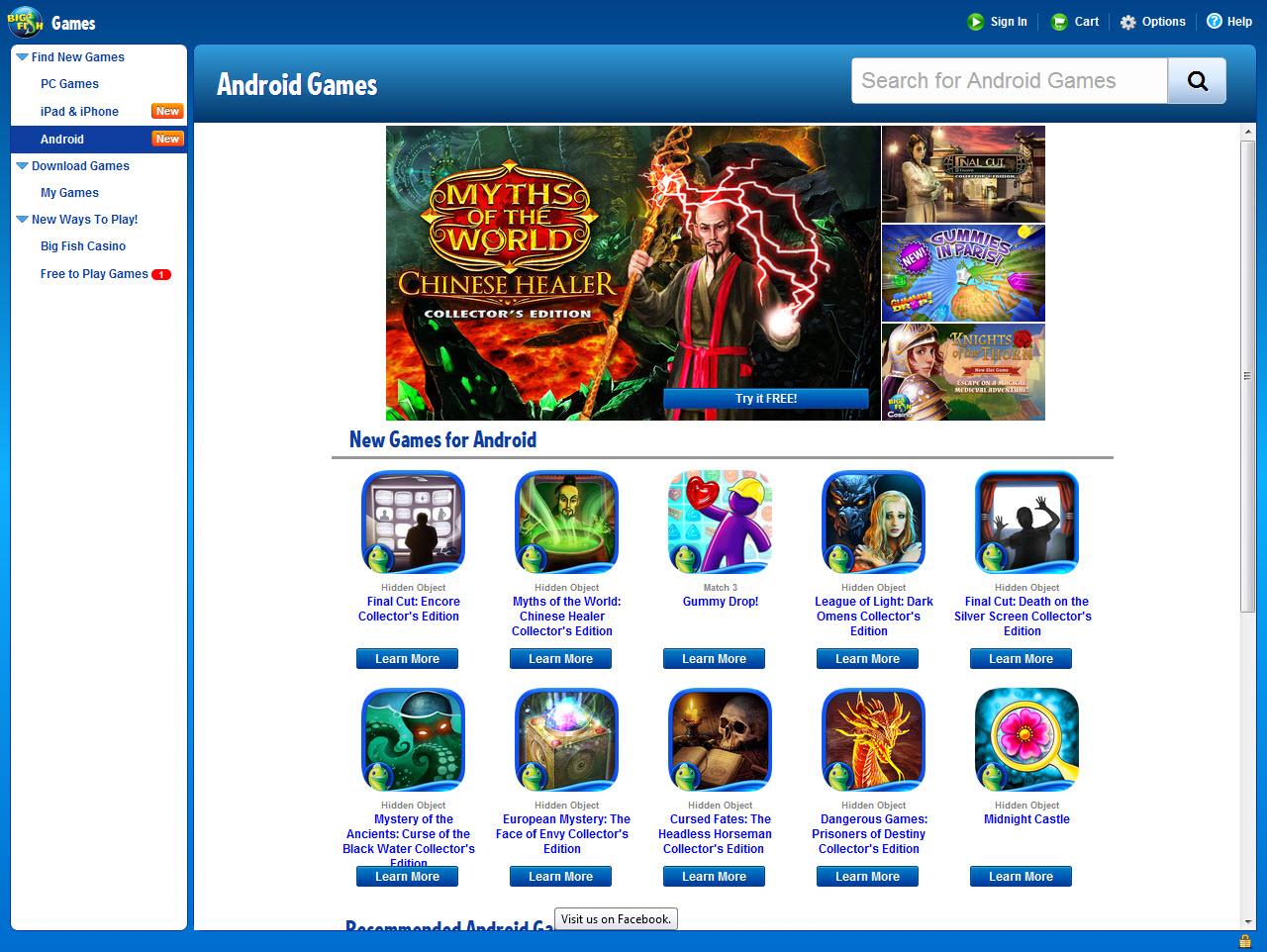 Download the Big Fish Games App (Game Manager) – Big ...