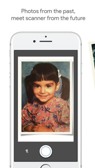 PhotoScan - scanner by Google Photos