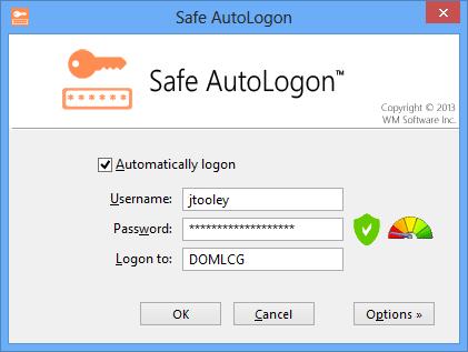 Safe AutoLogon