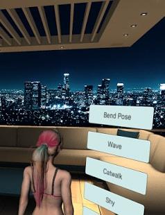 VR Girlfriend for Cardboard
