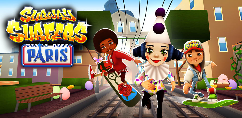 Subway Surfers For Android Download