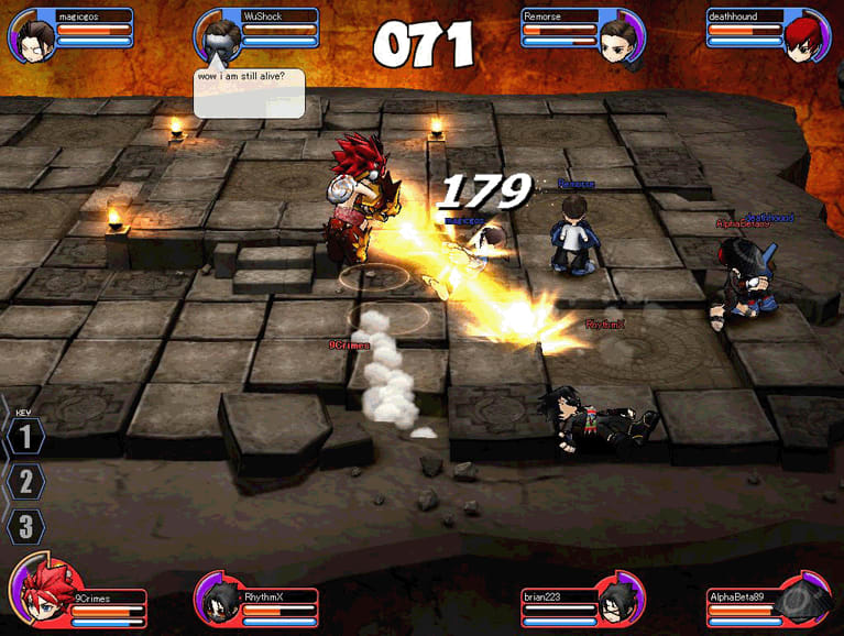 Rumble Fighter North America