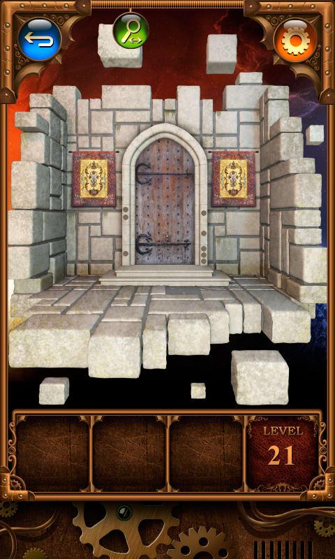 100 Puertas: Mundos Paralelos