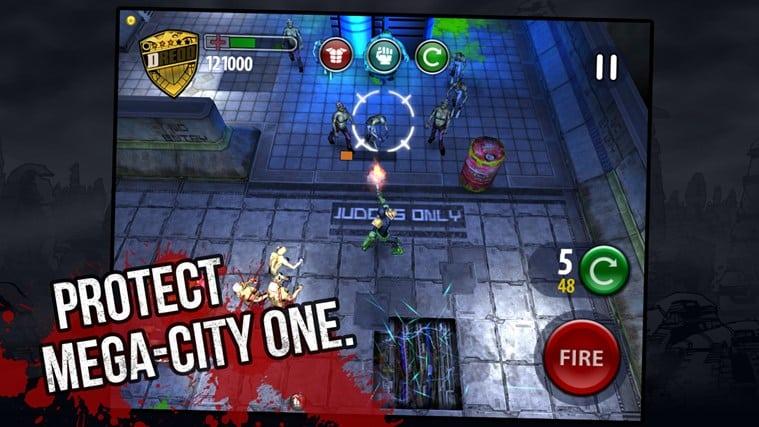 Judge Dredd vs. Zombies for Windows 10