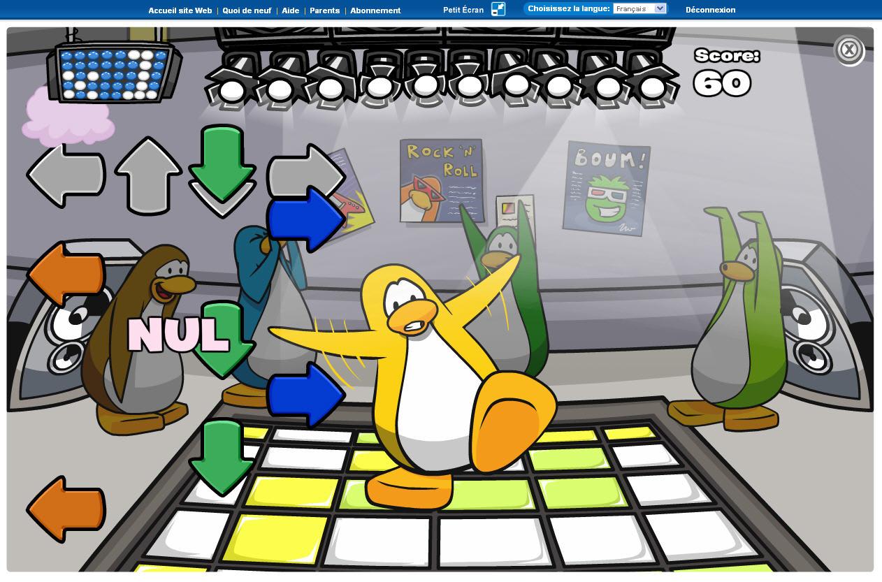 Club penguin online - Jeux de club penguin gratuit ...