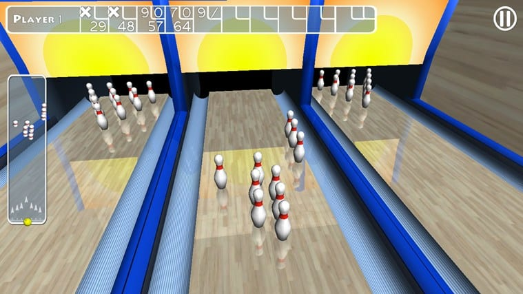 Trick Shot Bowling for Windows 10
