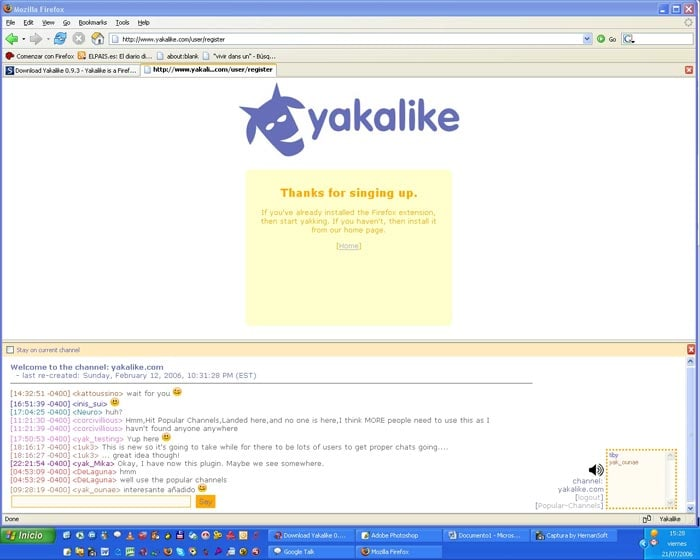 Yakalike