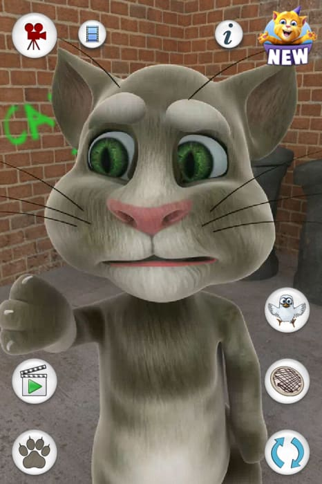 Talking Tom – Talking Tom and Friends