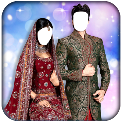Couple Wedding Suit