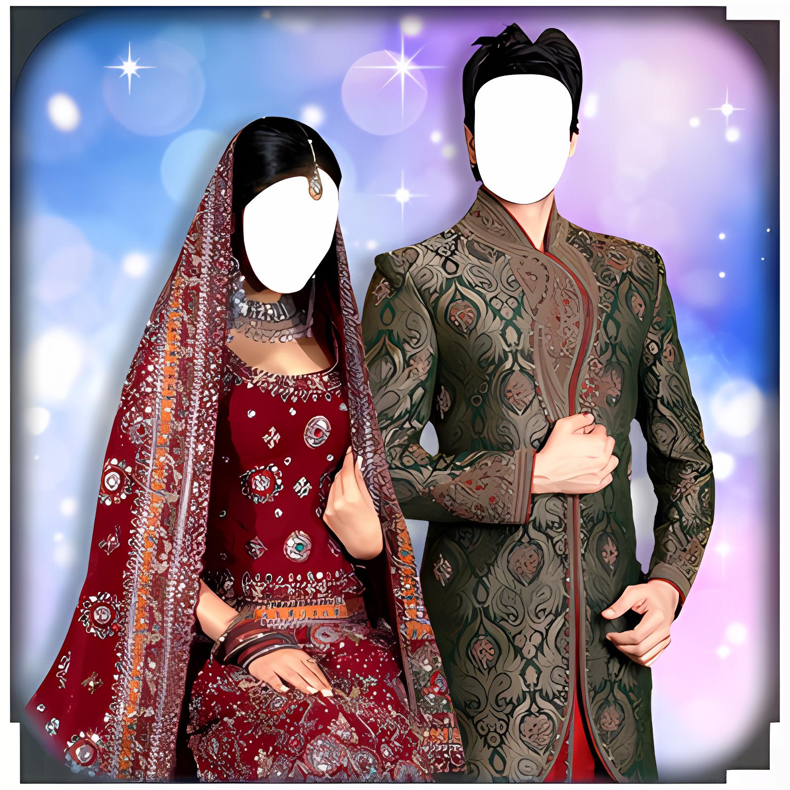 Couple Wedding Suit