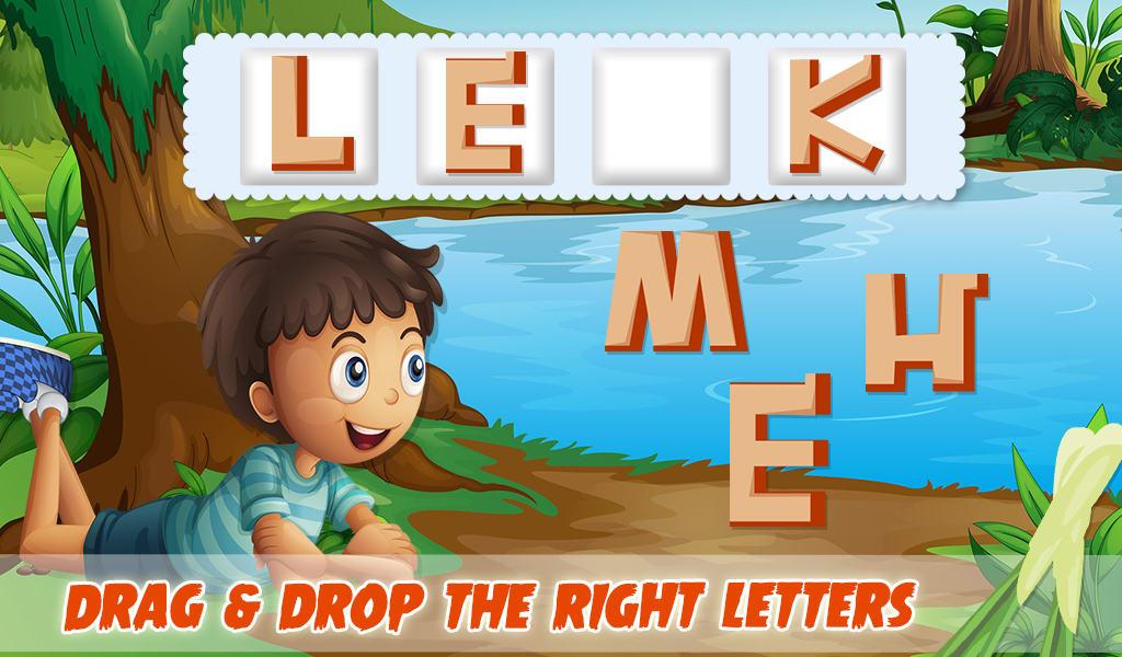 Kids ABC Phonics & Puzzles