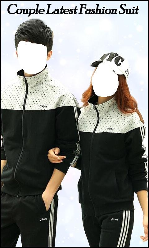 Couple Latest Fashion Suit