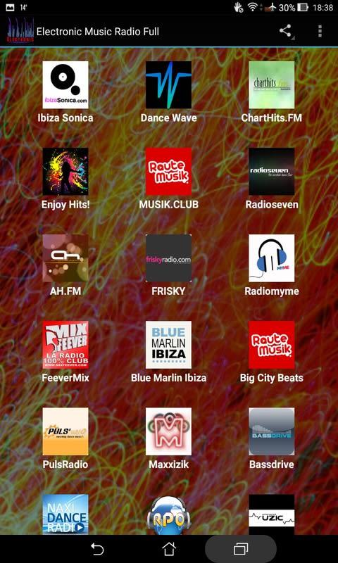 Electronic Music Radio Full