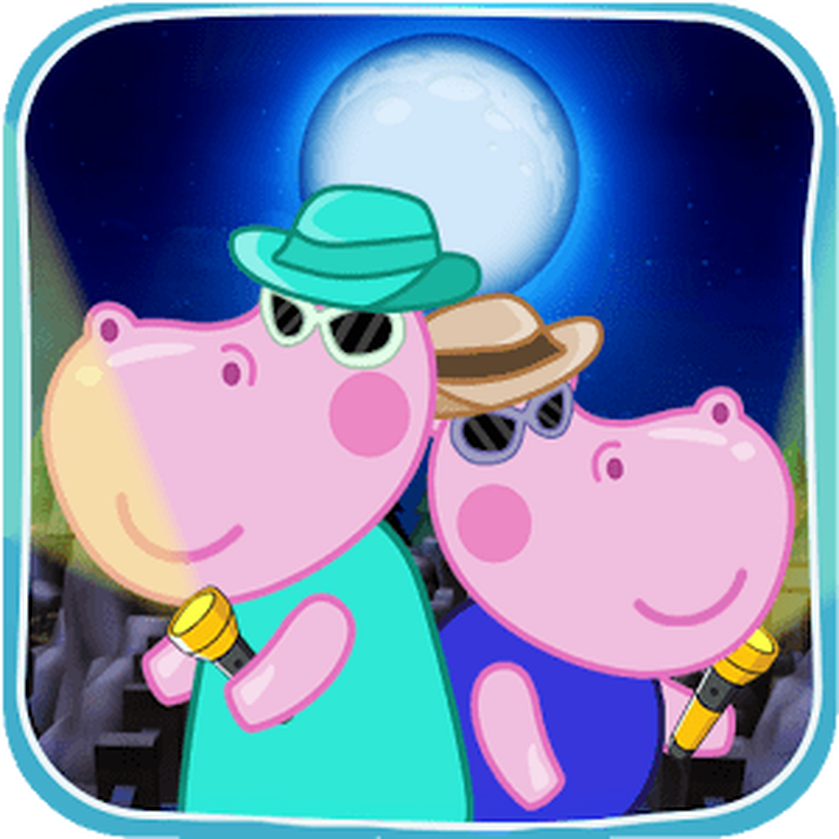 Kids Super Spy Games