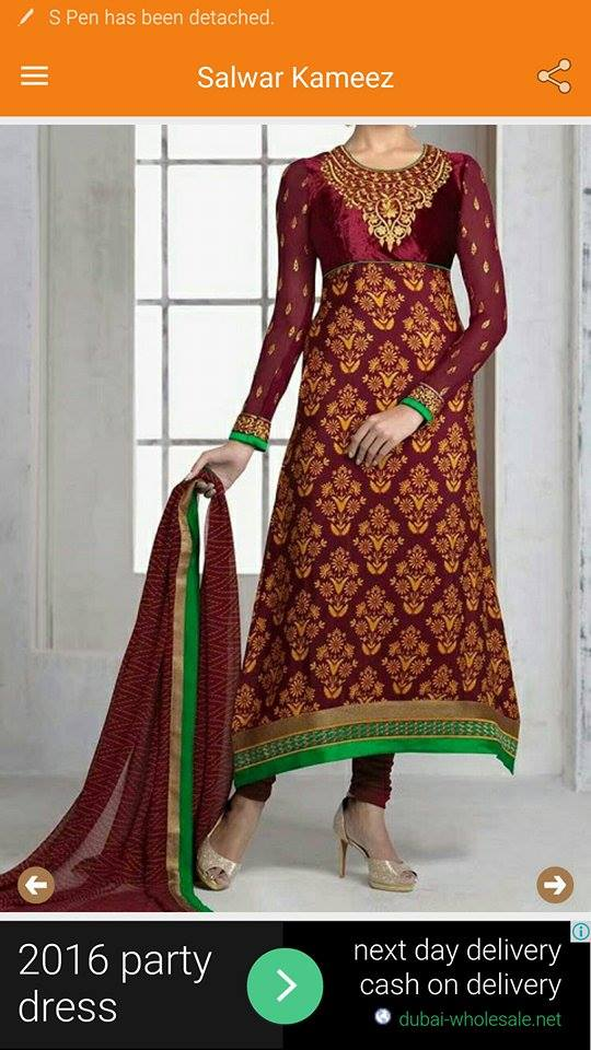 Salwar Kameez for Women 2016