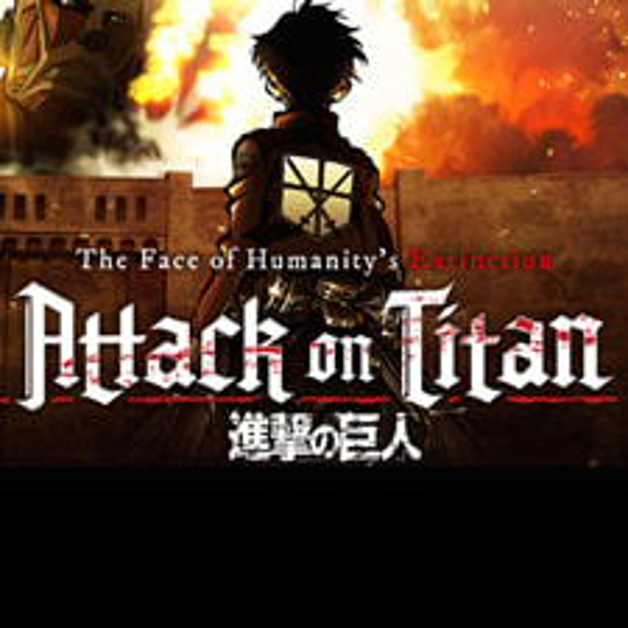 Attack on Titan Anime Cartoons