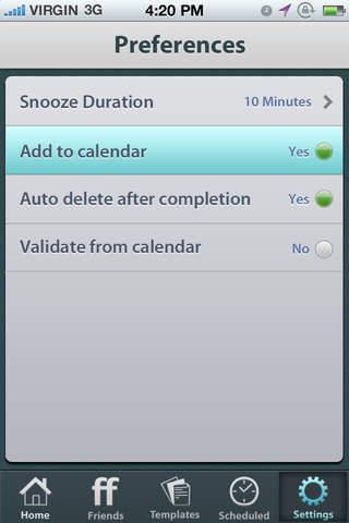 Future Scheduler