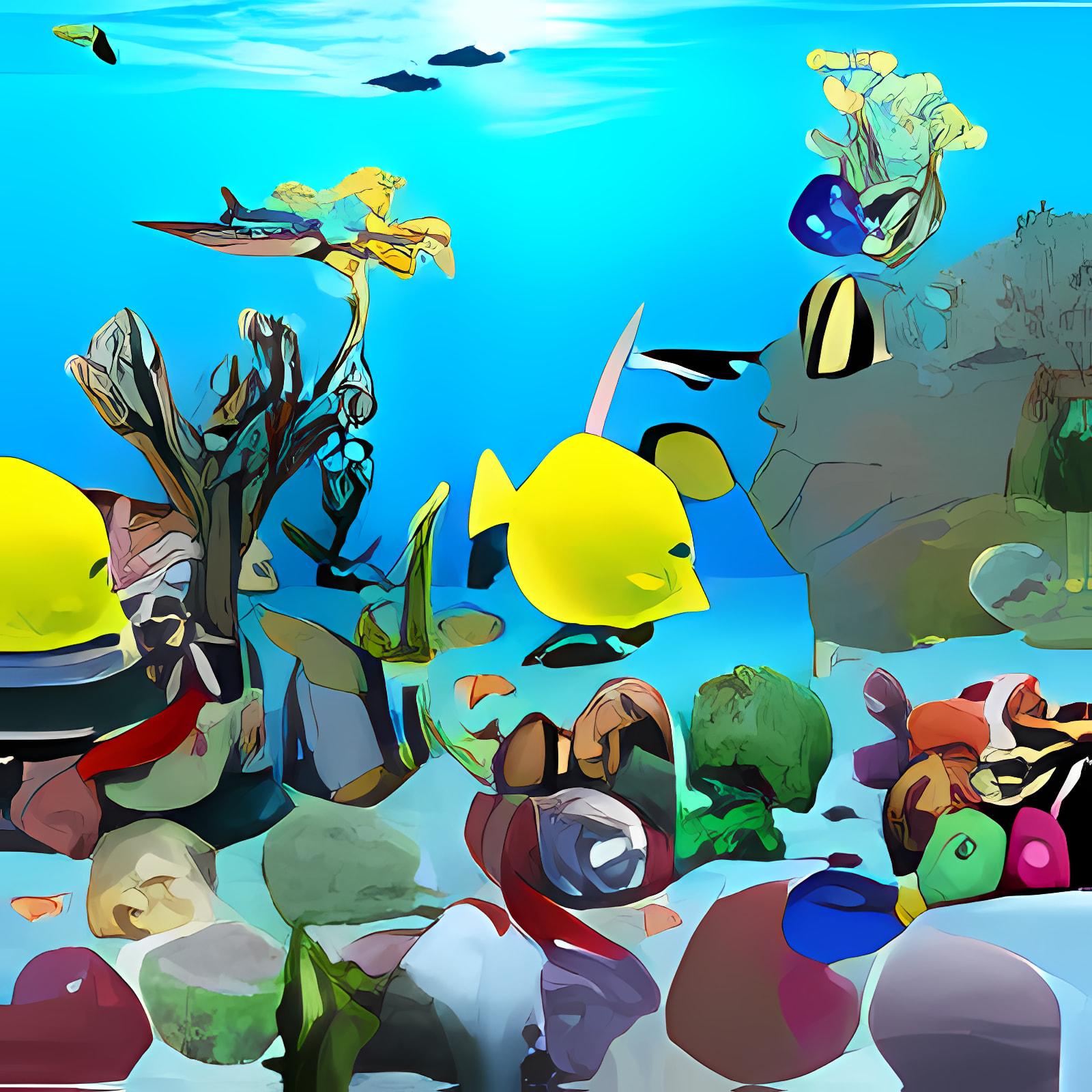 Dolphins Aquarium 1.05