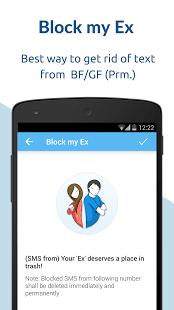SMS Blocker. Award Winner.