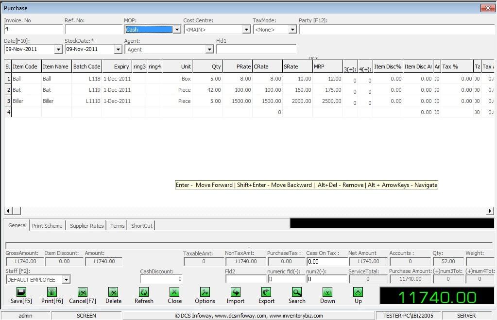 Inventorybiz Freeware