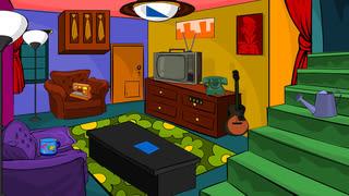 849 Cartoon House Escape