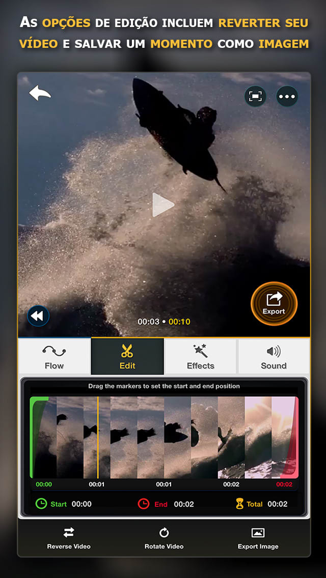Flow ? Control de velocidad para vídeos