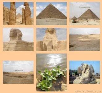 Fondos de escritorio de Egiptomania