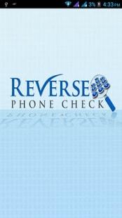 Reverse Phone White Lookup