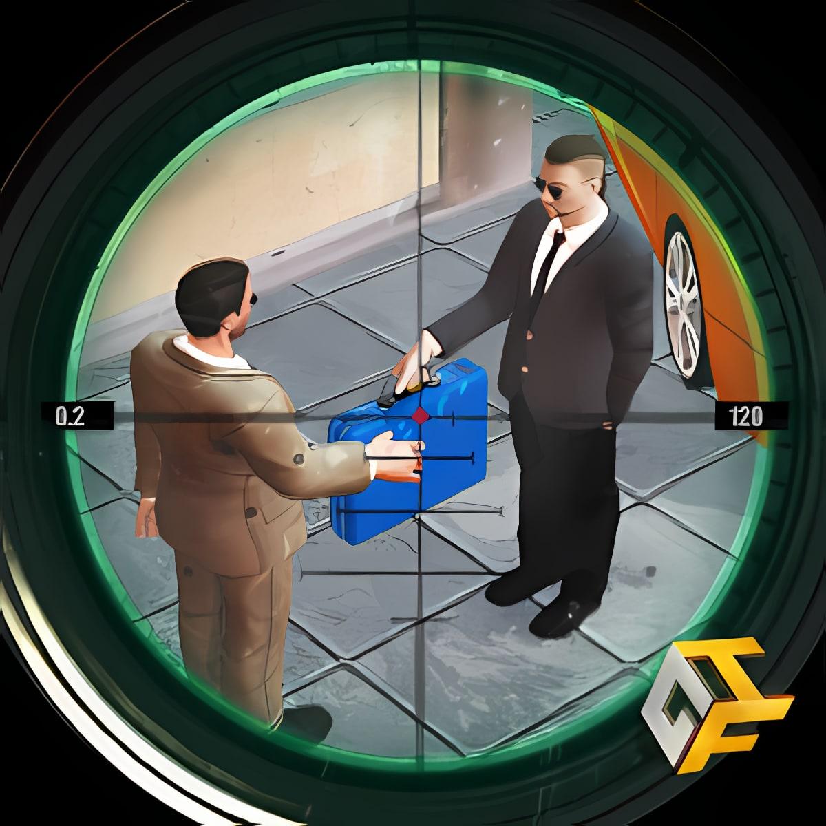 City Sniper Survival Hero FPS 1.0