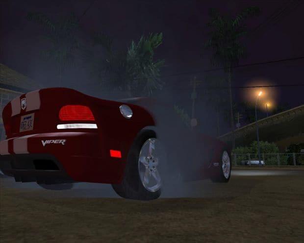 GTA: San Andreas Pack de coches