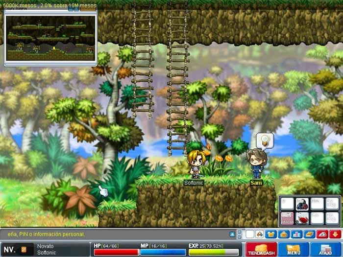 Can you play Maplestory with Windows 7