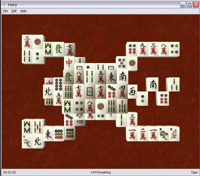 Ivory Mahjongg