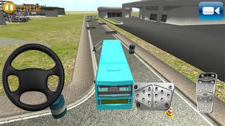 Airport Parking Bus