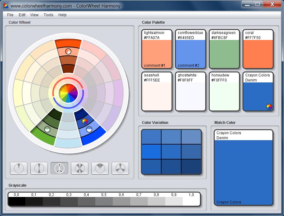 ColorWheel Harmony