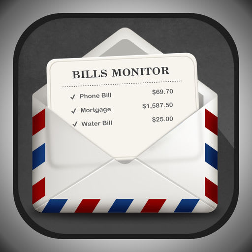 Bills Monitor Pro - Bill Manager & Reminder 3.3.1
