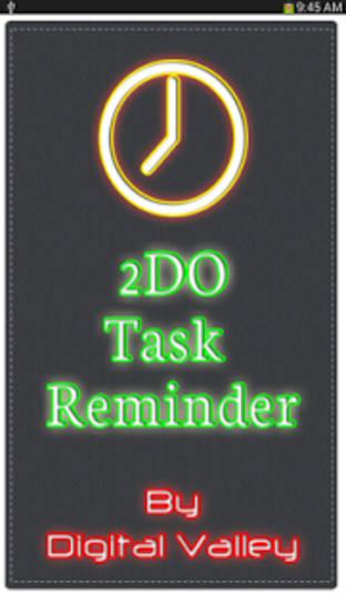 Work Reminder