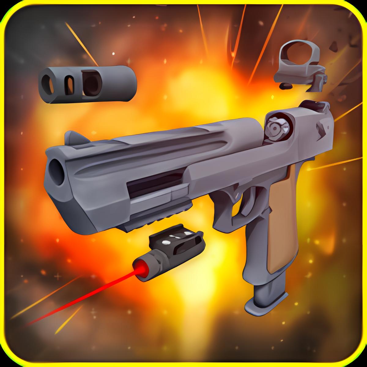 Weapons Builder 3D Simulator 2.6