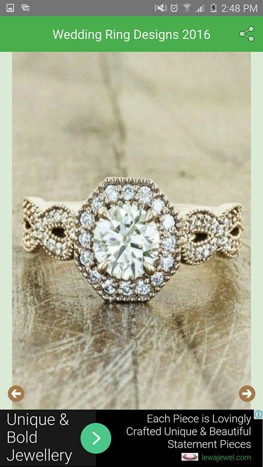 Wedding Ring Designs 2016