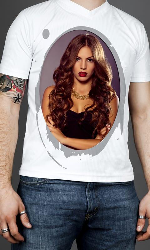 T – shirts Photo Frames